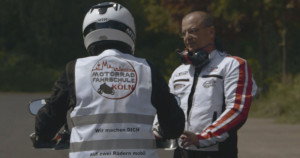 Normalkurs- Motorrad Fahrschule Köln