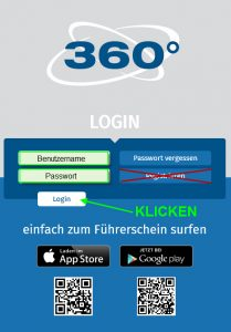 360 Grad Online Login