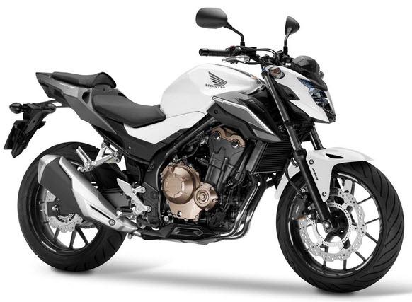 A2 - Honda CB 500 F - Motorrad Fahrschule Köln