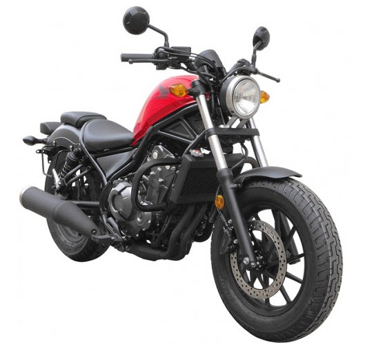 A2 - Honda Rebel - Motorrad Fahrschule Köln