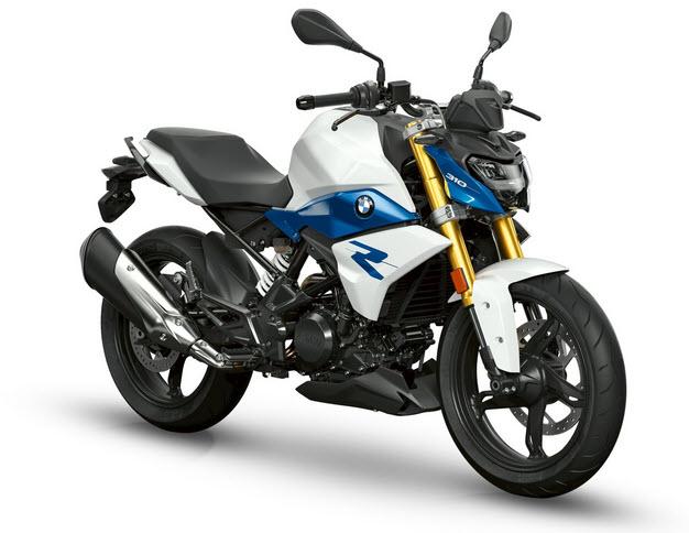 BMW 310 R - Motorrad Fahrschule Köln
